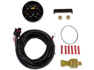 AEM 30-0301 X-Series Electronic 0-100PSI / 7BAR Oil / Fuel Pressure Gauge Meter