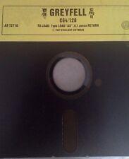 Greyfell (Starlight Software) (C 64) Commodore C64 Diskette 100% ok