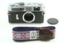 [Near Mint 💥Meter Works w/Strap Cap] Canon Model 7 Rangefinder Body From JAPAN