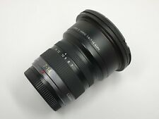 Panasonic Lumix 7-14mm f/4.0 Micro 4/3 M43 ASPH Wide-Angle Zoom Lens