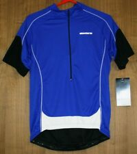GIORDANA TECHNICAL BLEND  A600 S/S CYCLING JERSEY LARGE UK P&P FREE