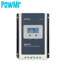 EPEVER MPPT 20A 30A 40A Solar Charge Controller 12/24V Lithium Battery PV 100V