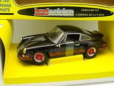 Jouef Evolution 1/18 - Porsche 911 RS 2.7 1973 Noire