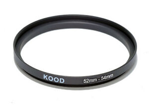 Kood 52mm-Series 7 (VII) ring 52mm-54mm step up ring