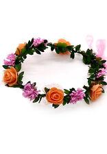 Fashion Hair Accessorieas Bridesmaid  Garland Wreath Headband Headpiece