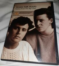 More details for tears for fears- scenes from the big chair dvd 2005 deletion. 1980s classic pop