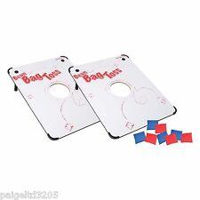 Halex Bean Bag Toss Game w/ Carry Bag Model 24108 ZISEA