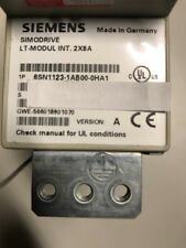 USED Siemens 6SN1123-1AB00-0HA1 PLC