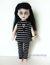 Living Dead Doll Clothes Hm Top Skirt & Jewelry Goth Gurl Fashion No Doll d4e