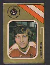 FKS - Soccer Stars 78/79 Golden Collection - # 63 Jimmy Mann - Bristol City