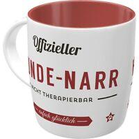 Hunde Narr Dog Pfoten Kaffeetasse Becher,Souvenir Tasse coffee mug