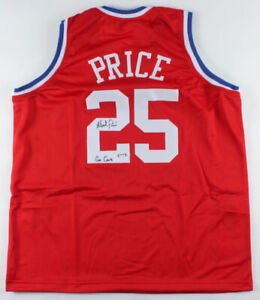Mark Price Signed NBA All Star Game Jersey (PSA COA) Cleveland Cavaliers Guard
