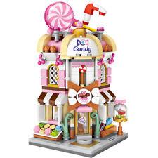 456 Pcs Loz Mini Blocks Kids Building Toys Diy Puzzle Street Store 1644