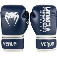 Venum Signature Kids Training Boxing Gloves - Navy Blue