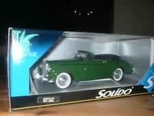 Solido Green Diecast Cars, Trucks & Vans