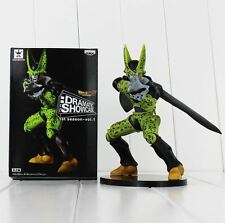 DRAGON BALL Z  Dramatic Showcase Cell figura de acción Célula, tamaño 17 cm.