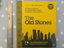 The Old Stones Megalithic Sites Field Guide Signed by Andy Burnham Portal