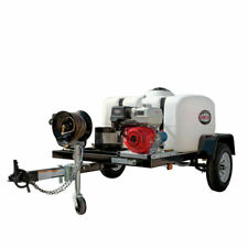 Simpson 95002 Stage 1 Pressure Washer Trailer System - 4200 PSI @ 4.0 GPM