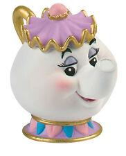 12474 Mrs Potts Mini Figurine Toy Disney Beauty and the Beast [Bullyland]