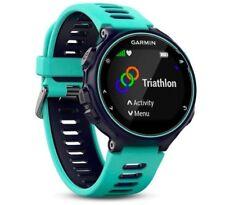 Garmin Forerunner 735XT GPS Reloj Monitor De Ritmo Cardíaco Deporte Azul/Azul Escarcha Nuevo