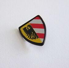 PLAYMOBIL (L644) MOYEN-AGE - Bouclier Noir Blason Nuremberg 3482 3291 3409 3444