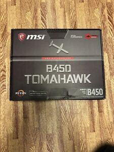 MSI B450 TOMAHAWK MAX, AMD Motherboard