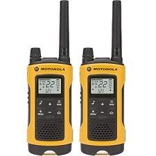 Motorola 2-Way Radio, 2-Pack, 35Mi., Yellow