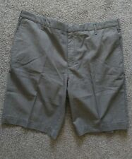 "Mens SHORTS W40"" M&S BROWN COTTON HOLIDAY CRUISE SUMMER"