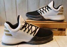 Adidas Harden Vol. 1 J 'Disruptor' White/Black/Gold BY3481 Men Size 7