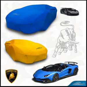 Coverking Satin Stretch Indoor Tailored Car Cover for Lamborghini Huracan