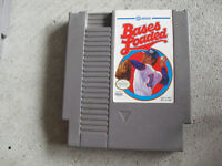 Nintendo Entertainment System NES Bases Loaded Game Cartridge