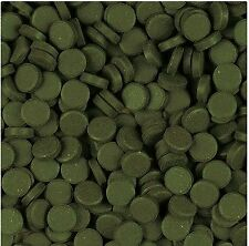 200g LOOSE Tropical SPIRULINA TABLETS cichlid crustacean shrimp fish food