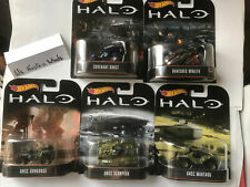 Hot Wheels Halo UNSC Gungoose Véhicule