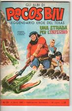 Albi di Pecos Bill n 129 - Ed. Fasani