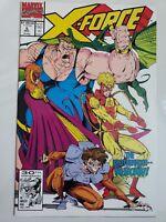 X-FORCE #5 (1991) MARVEL COMICS 3RD APPEARANCE OF DEADPOOL! ROB LIEFELD ART! NM