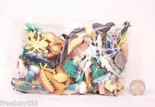 """""""Under the Sea"""" OCEAN LIFE SHARK Creatures Animals 90 PARTY FAVORS FIGURES PRIZE"""