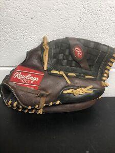 "Rawlings P140 14"" Baseball Glove Player Preferred Leather Shell"