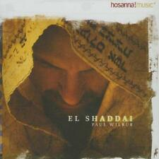 Paul Wilbur El Shaddai CD (Spanish)