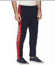 Polo Ralph Lauren Hi Tech Ski Polo USA 92 Stadium Sweatpants S NWT $148