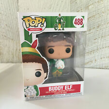 """Funko Pop! Movies Elf """"Buddy the Elf"""" with Snowballs #488 *Free Express Post*"""