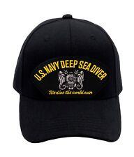 US Navy Deep Sea Diver Hat BRAND NEW (1640) Ballcap Cap FREE SHIPPING! 61694