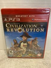 Civilization Revolution PS3 Playstation 3 (Greatest Hits Edition) Brand New Game