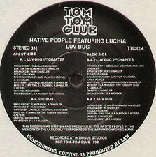 NATIVE PEOPLE - Luv Bug, Feat. Luchia - tom tom club