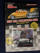 Racing Champions Collectors Series INDY Car / Collector Card Michael Andretti