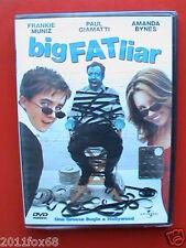 BigFatLiar Big Fat Liar big fat liar Paul Giamatti Amanda Bynes dvd Sigillato