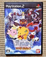 PS2 - Digimon Savers: Another Mission - Japan import playstation 2