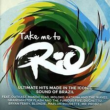 TAKE ME TO RIO COLLECTIVE - TAKE ME TO RIO (ULTIMATE HITS MADE IN THE ICONIC SOU