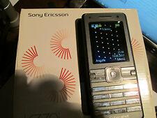 Sony Ericsson K 770i OVP Simfrei Daten + Lader Head  gebraucht Nr. 205 X