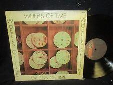 "Wheels of Time ""Ananta"" LP in SHRINK"
