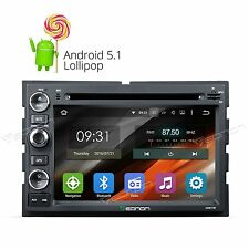 """In Dash 7""""C Car DVD GPS Player For Ford F150 F-150 Android 5.1 OBD2 3G MP3 Radio"""
